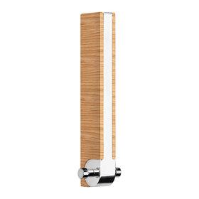 Uitklapbare wandhaak OYSTER in diverse houtsoorten